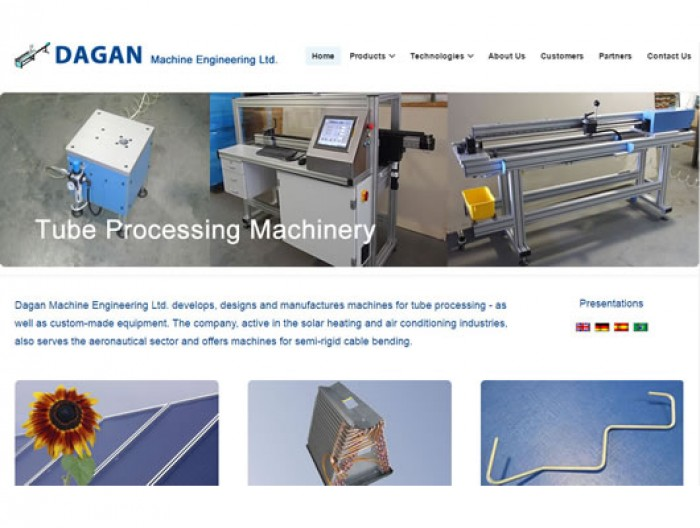 Dagan Machine Engineering